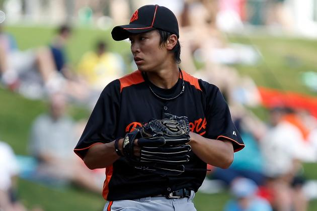 Tsuyoshi Wada Not Expected Back from Tommy John Surgery Until May or June