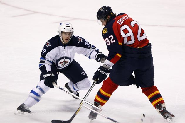 Winnipeg Jets vs. Florida Panthers Recap