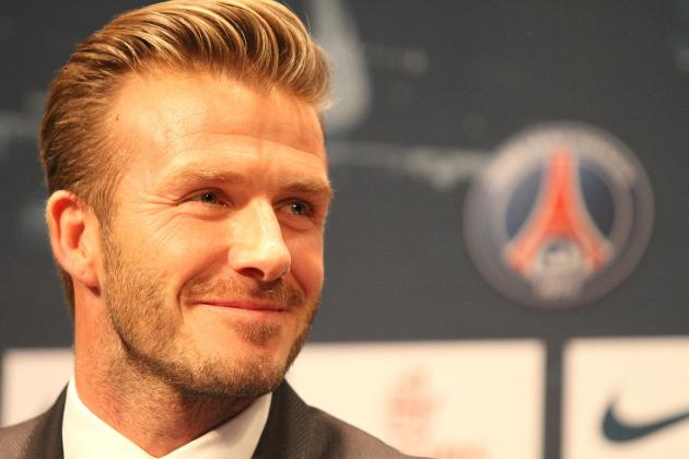David Beckham Joins PSG: Twitter Erupts to Biggest January Transfer Move