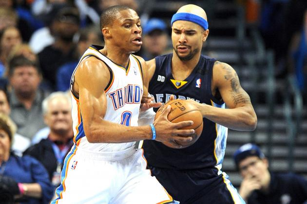 Memphis Grizzlies vs  OKC Thunder: Live Analysis, Score Updates and Highlights