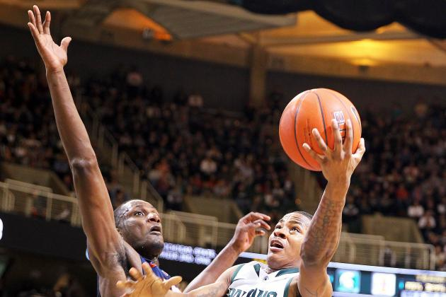 Tonight We Saw the Keith Appling Michigan State Needs Everynight