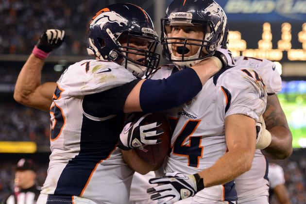 Denver Broncos: Veteran Receiver Brandon Stokley Wants to Return