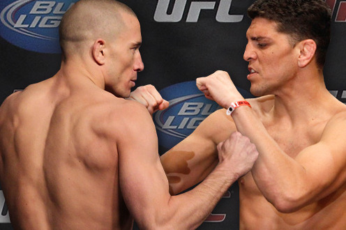 UFC 158:A Night to Define the Welterweight Division