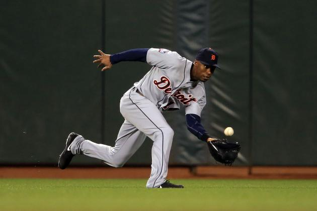 Austin Jackson Will Be the Key to the Detroit Tigers' Success in 2013
