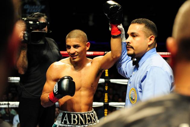 Abner Mares Moves Up to Flyweight Ending Hope of Donaire Bout for Now