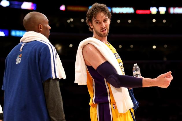 Lakers Rumors: Why Gasol to Timberwolves Deal Will Never Happen