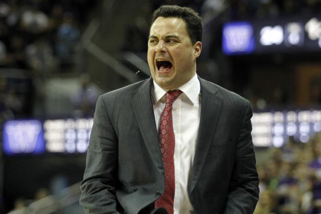 Turnovers Once Again an Issue in No. 8 Arizona's Win over Washington