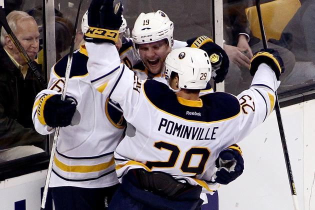 Crazy Early Pace by Sabres' Vanek Could Help Shatter Short-Season Records