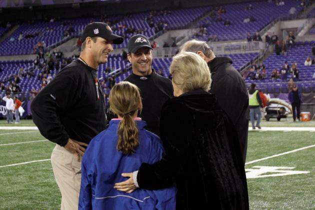 Super Bowl XLVII Rosters Personify the Harbaugh Brothers
