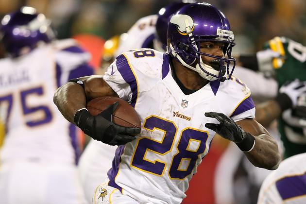 NFL Honors 2013: Making the Case for Adrian Peterson as AP MVP