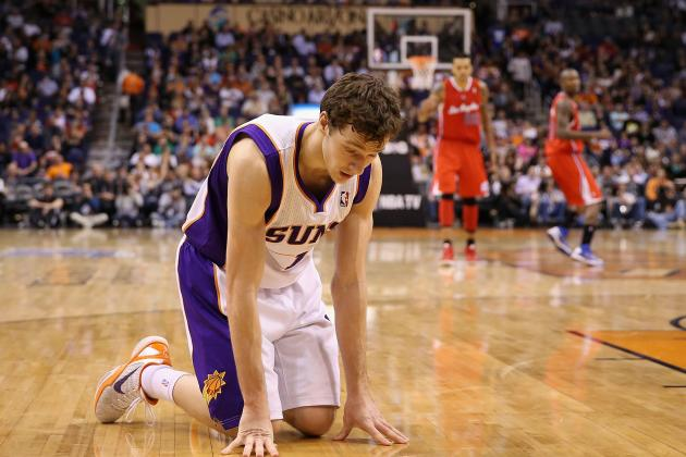 Is Phoenix Suns Roster Salvageable?