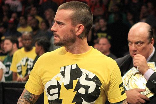 CM Punk: Royal Rumble Fallout and the Road to WrestleMania 29