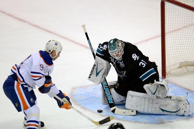 ESPN Gamecast: Edmonton vs. San Jose