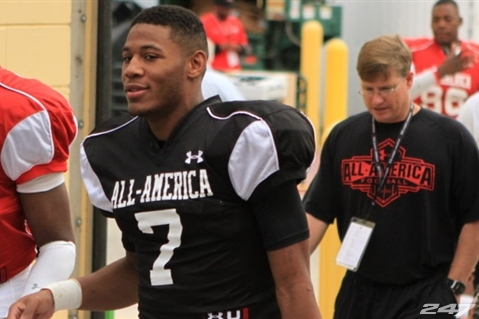 Ohio State Football Recruiting: Can the Buckeyes Close by Signing Vonn Bell?