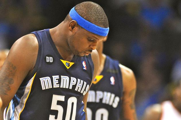 How the Memphis Grizzlies Will Survive Life Without Rudy Gay
