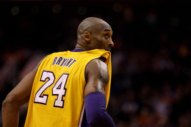 Kobe Bryant's Evolution Won't Solve LA Lakers' Biggest Problem