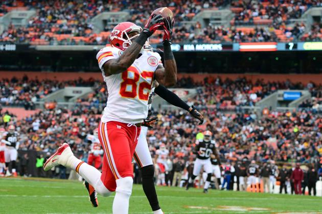 Why the Minnesota Vikings' No. 1 Target in Free Agency Should Be WR Dwayne Bowe