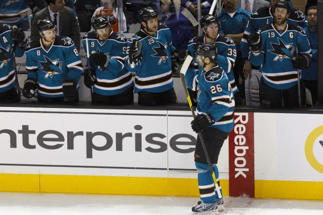San Jose Sharks Remain Perfect with Win in Shootout