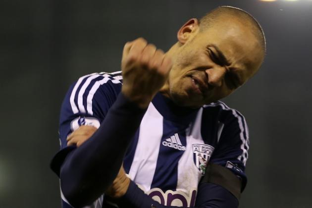 Peter Odemwingie Hits Back at West Brom over Transfer Window Fiasco
