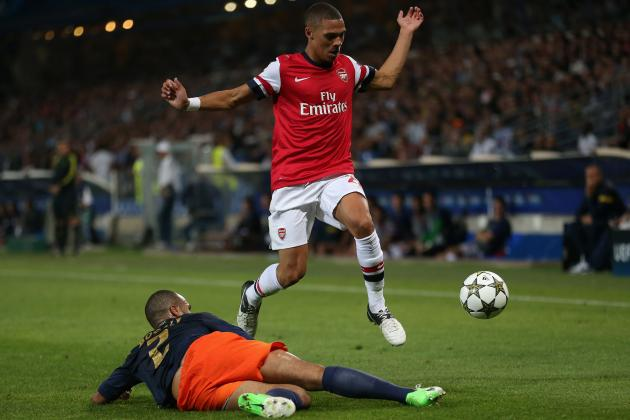 Arsenal Injury News: Kieran Gibbs Ruled out for Six Weeks