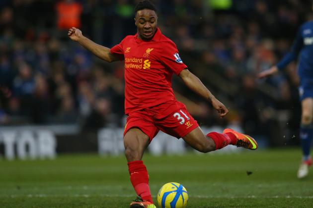 Liverpool Star Raheem Sterling Charged with Assault for November Incident