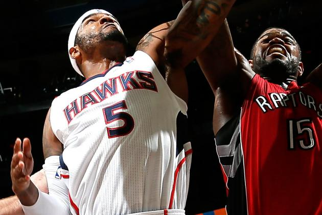 Report: Suns Have No Interest in Josh Smith, Despite Rumors