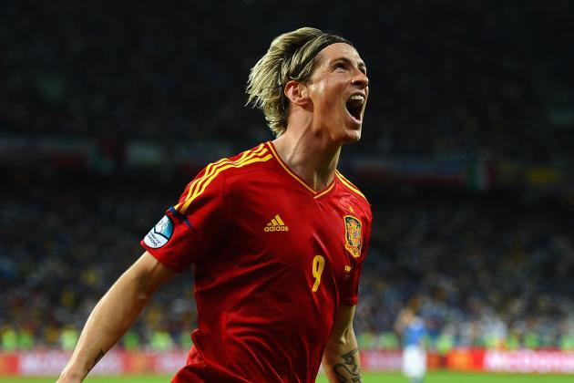 Fernando Torres Left out of Spain Squad for Uruguay Friendly