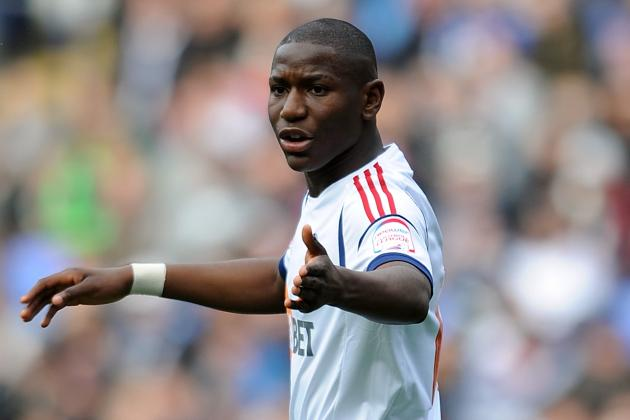 Afobe Returns from Bolton Loan Spell