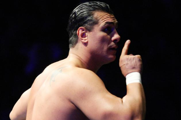 Royal Rumble 2013: Breaking Down What's Next for Alberto Del Rio and World Title