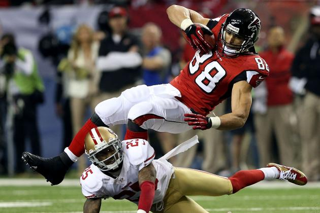 Falcons Lobbying Tony Gonzalez for One More Year