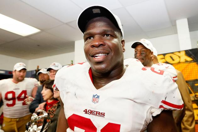Super Bowl 2013: Why Frank Gore Is Key to Niners Win