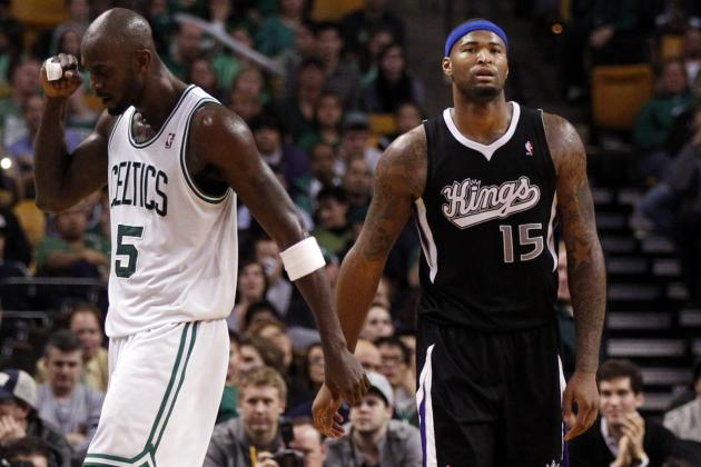 Kevin Garnett and DeMarcus Cousins Blame the NBA's 'Agenda'...