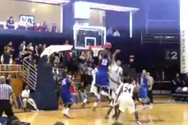 VIDEO: Middle Tennessee State Survives on Buzzer-Beating Lob