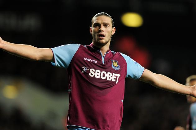 Liverpool and West Ham Have Andy Carroll Agreement