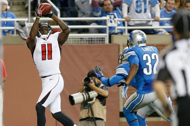 Why Julio Jones Is Better Than Calvin Johnson
