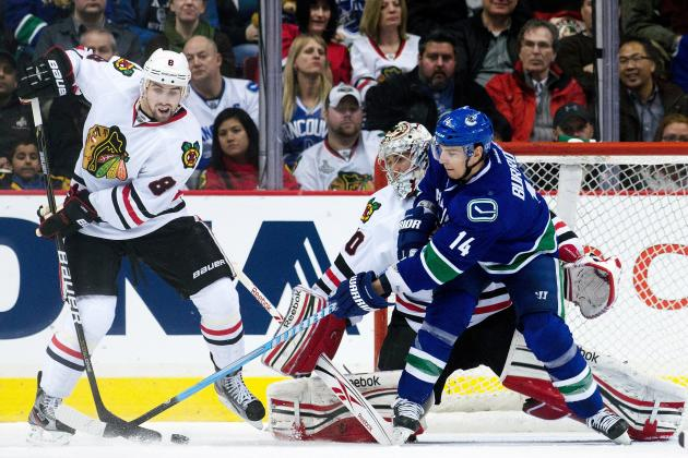 Chicago Blackhawks: Renewal of Canuck Rivalry Kicks off Busy Weekend