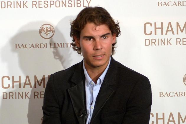 Rafael Nadal Takes Branding and Management in-House