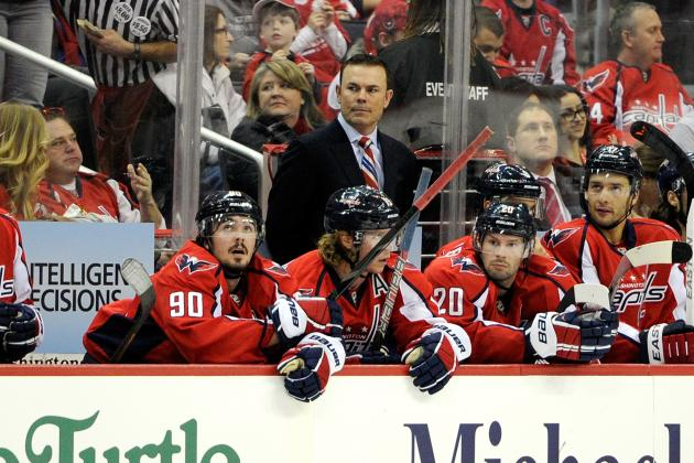 Washington Capitals: How Long Is Adam Oates Leash If Caps Keep Losing?