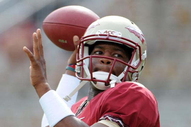 QB Revolution: Trent Dilfer Pegs Jameis Winston Future No. 1 Pick