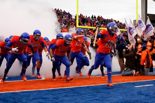 Boise State Football: 30 Broncos Receive MWC All-Academic Honors