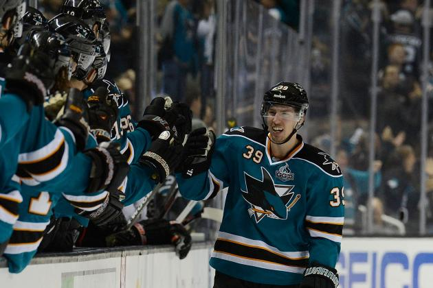 Watch Logan Couture Celebrate Goal by 'Kaepernicking'