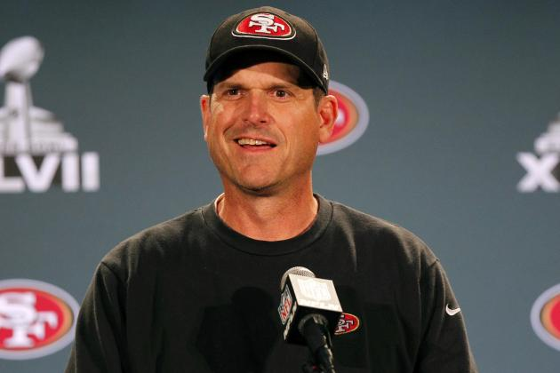 Jim Harbaugh: Indianapolis's First Colt Hero