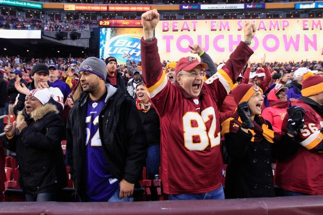 Redskins Raising Ticket and Parking Prices