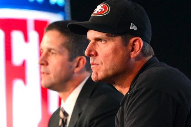There's a Third Harbaugh in SB XLVII