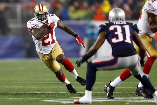 Super Bowl Predictions 2013: Frank Gore Will Be Unstoppable in Super Bowl XLVII
