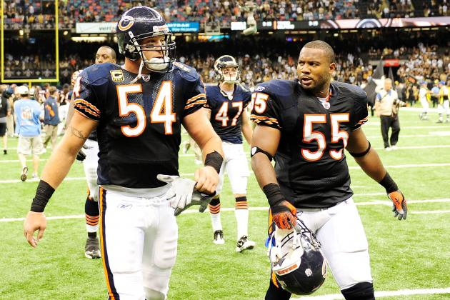 Bears' Lance Briggs Hoping Brian Urlacher Will Be Back Next Season