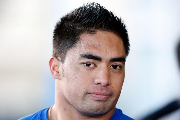 Te'o Hoaxer Makes Startling Revelation to Dr. Phil
