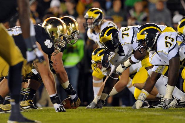 Michigan Football Gets Scheduling Break in 2013