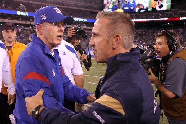 Giants Should Set Up Steve Spagnuolo to Succeed Tom Coughlin