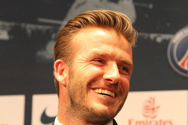 David Beckham Picks New Team